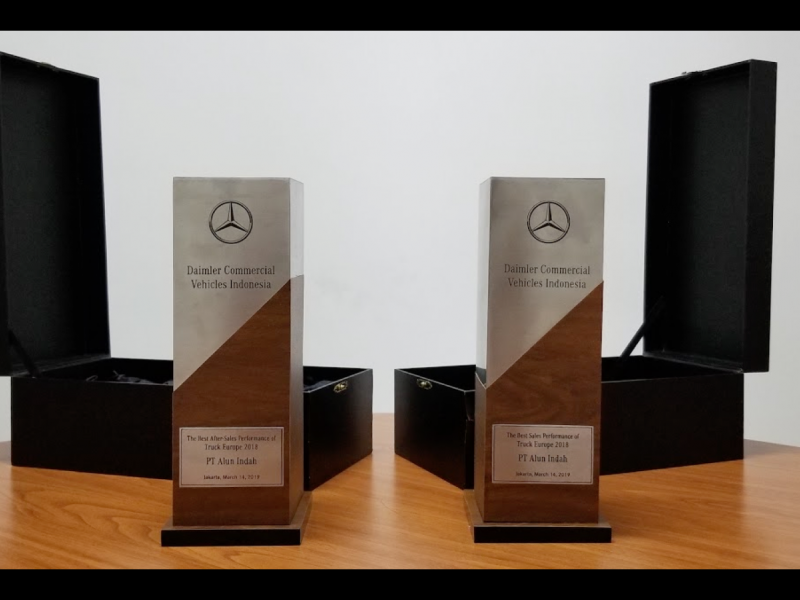 Mercedes Benz Commercial Vehicles - Best Sales Performance of Truck Europe 2018